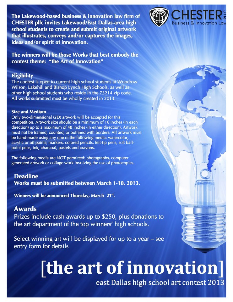 the art of innovation Corporate arts-based learning uses artistic process as a pathway for exploring non-art topics such as creativity, collaboration, leadership and innovation.